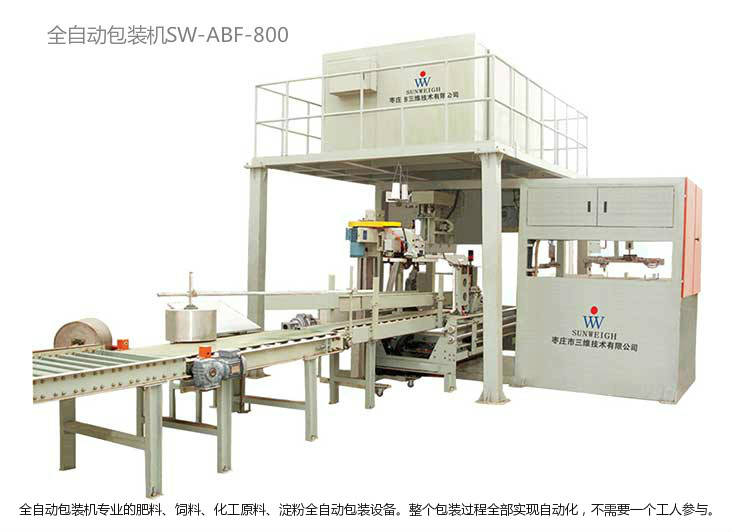 Shandong Fully Automatic Packaging Machine Factory Supply