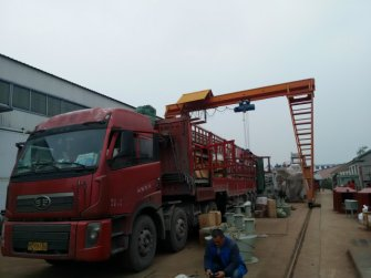 Delivery of friction material proportioning system for Dongying customers
