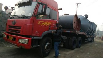 Shipment of automatic batching system in Shanghai Lankelec