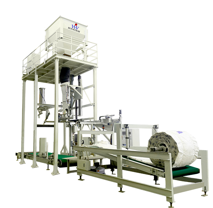 Fully Automatic Bulk Bag Packaging Machine